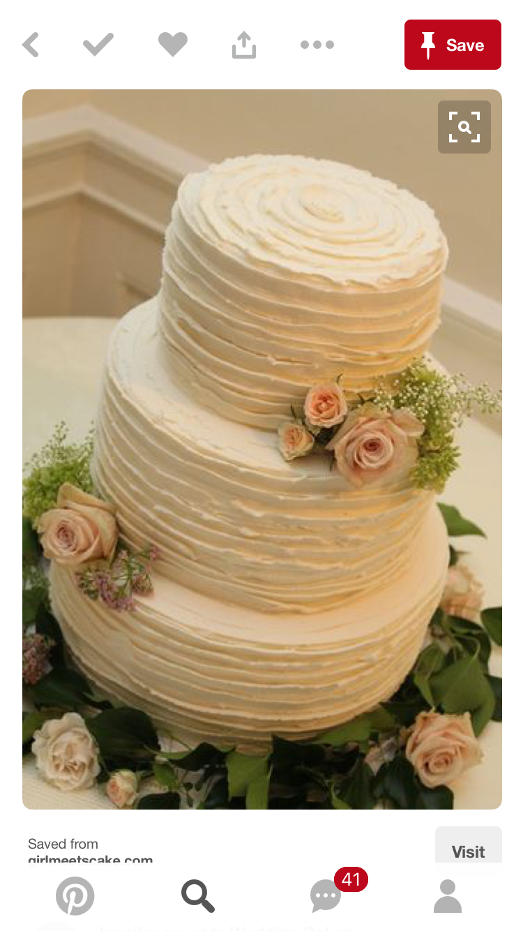 Pin by Connie Poss on Cakes Wedding cakes, Wedding