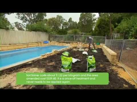 Step by Step guide to change sand into soil - YouTube ...