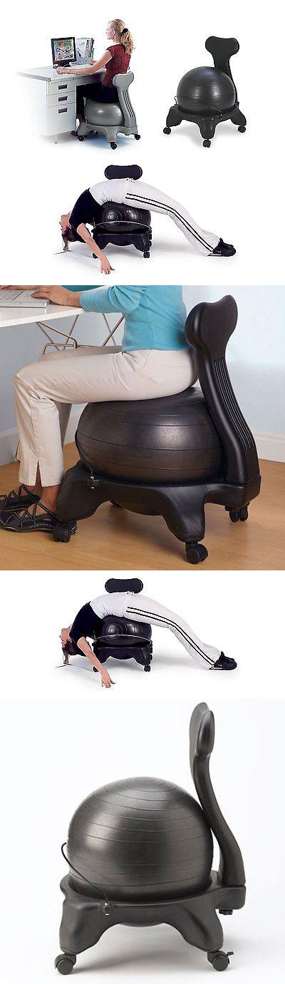 Exercise Balls 31390 Balance Ball Chair Exercise