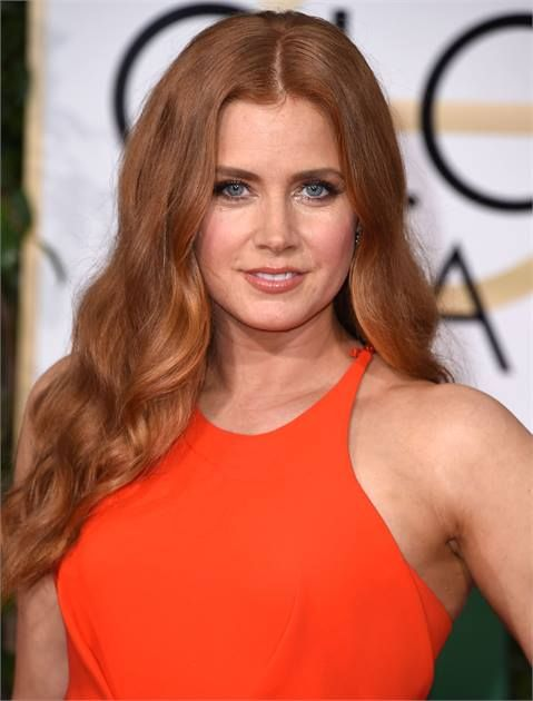 Can her golden globes redhead