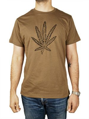 Pot Leaf Shirt $20.95 as seen on Dazed and Confused mannn