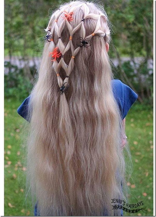 Wondrous 1000 Images About Halloween Hairstyles On Pinterest Halloween Hairstyles For Men Maxibearus