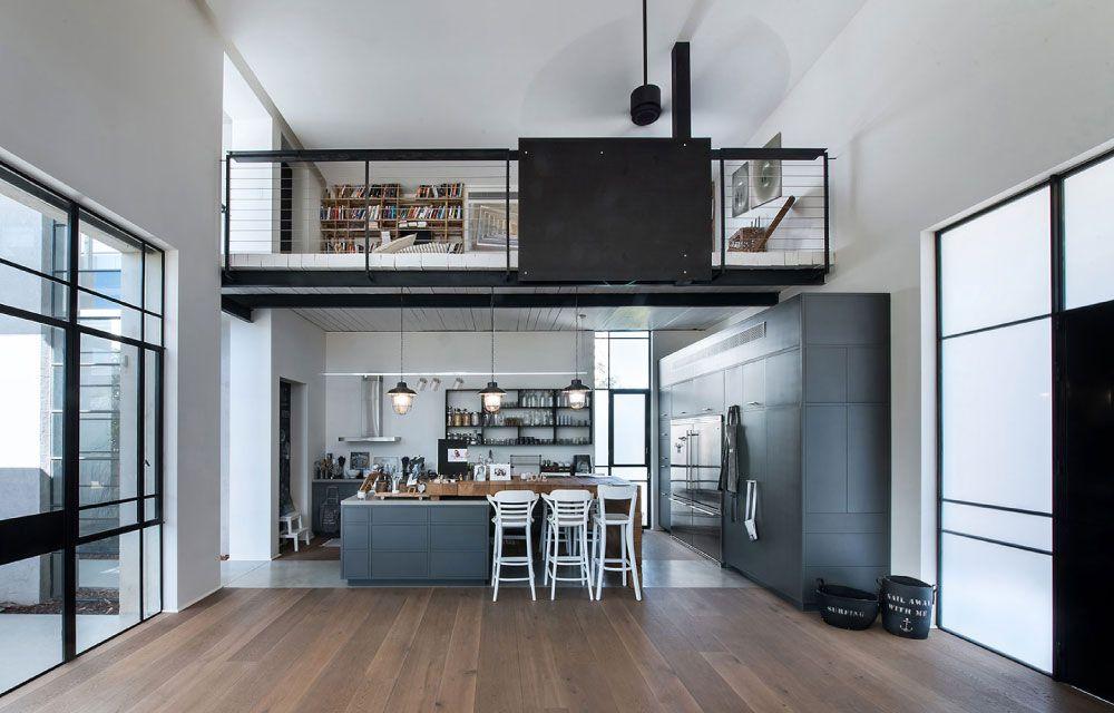 Moderna villa con patio a tel aviv home loft