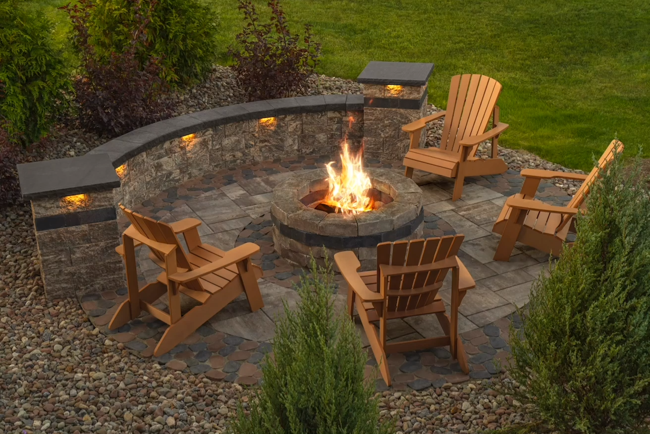 Re-invent the way you entertain your guests. Click here to discover what outdoor fire feature is right for you.