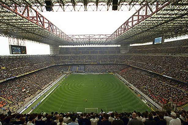 k 525 san siro milan - photo#23