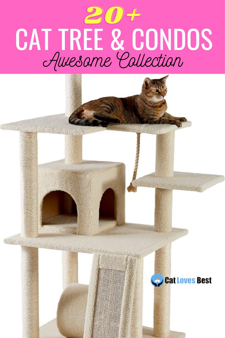 20 Cat Tree Condo Ideas To Buy In 2021 In 2021 Cat Tree Condo Cat Tree Cool Cat Trees