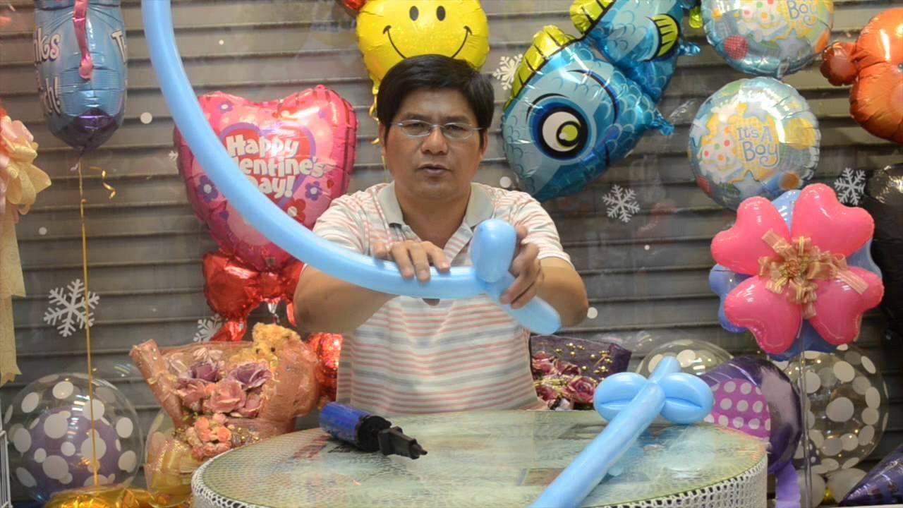 03  004造型氣球教學-劍