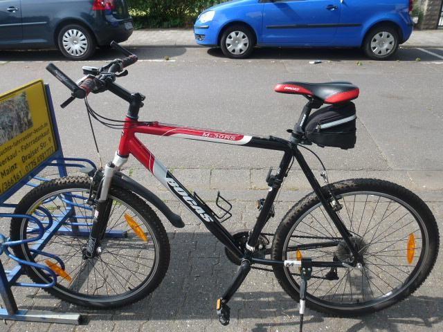 22 24 Gang 26 Zoll Rh 57 Gabel Gefedert Gebrauchte Fahrrader