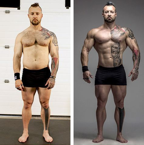 Kris gethin photos
