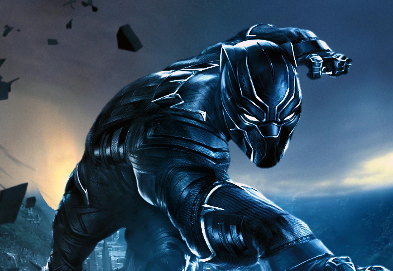 Pin by Kesi Hendricks on Black panther | Black panther art, Movie black, Black panther