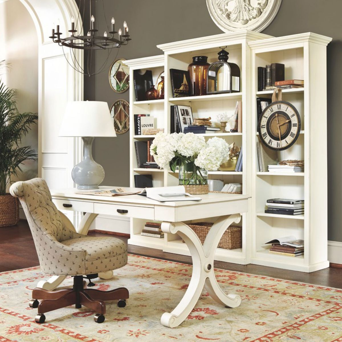 Best 25 Classic Home Office Furniture Ideas On Pinterest