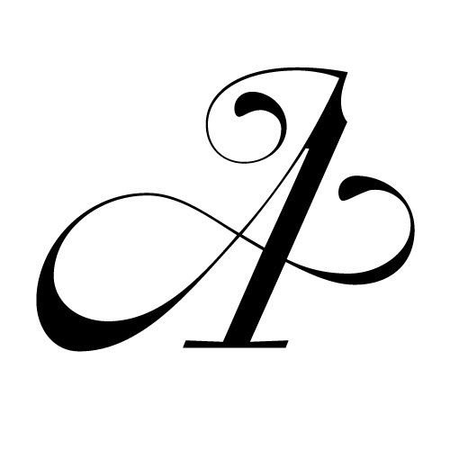 A Letter a Day Project on the Behance Network typography lust