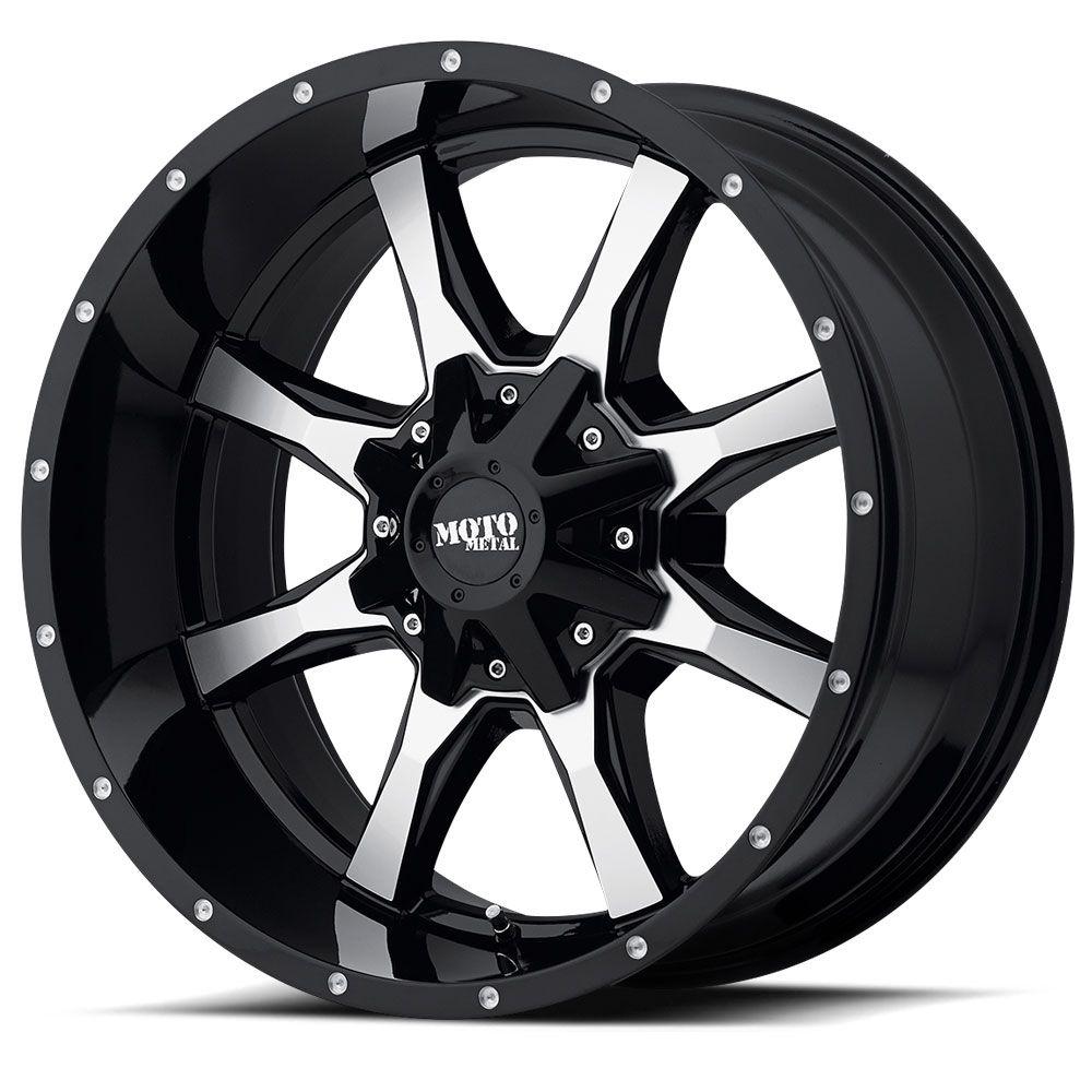 Moto metal wheels mo970