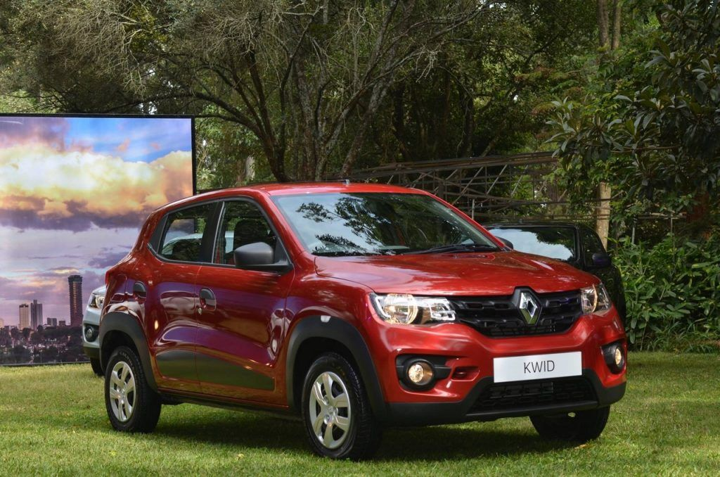 Indiamade Renault Kwid launched in Kenya (With images