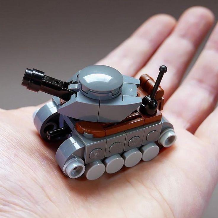 Lego Micro Mocs auf Instagram: