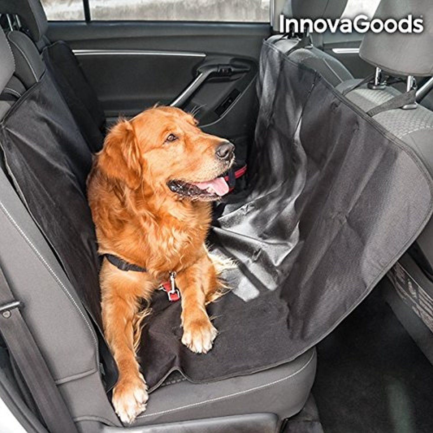 Protective car mat for pets car seats cover for cats and dogs