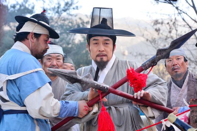 """The Jingbirok: A Memoir of Imjin War(Hangul:징비록) is a 2015 South Koreantelevision seriesstarring Kim Sang-joongas  Ryu Seong-ryong(1542 – 1607) who was a scholar-official of theJoseon Dynastyof Korea. He held many responsibilities including the Chief State Councillor position in 1592. He was a member of the """"Eastern faction"""", and a follower ofYi Hwang. He wrote the Jingbirok a first hand account of theImjin War. It aired onKBS.  징비록의 저자이자 명재상 류성룡"""