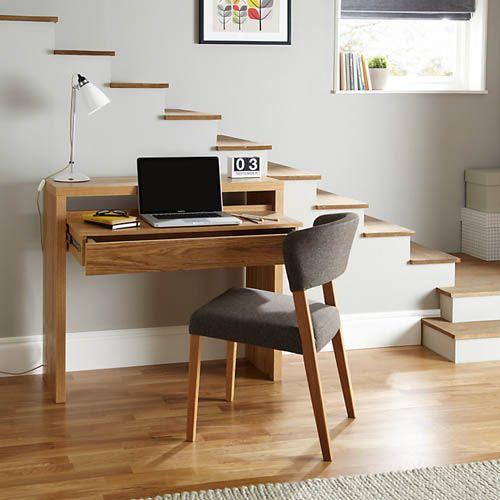 Elegant Oak+Console+Desk. Bedroom Reading ChairReading ...