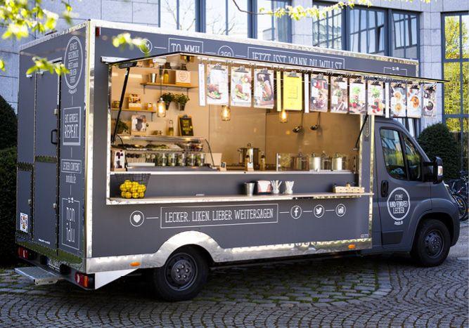 food truck manhattan roka werk gmbh mobile systeme f r. Black Bedroom Furniture Sets. Home Design Ideas