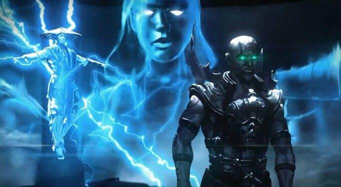 MKX Quan Chi Ending | Mortal Kombat X Endings | Mortal kombat x
