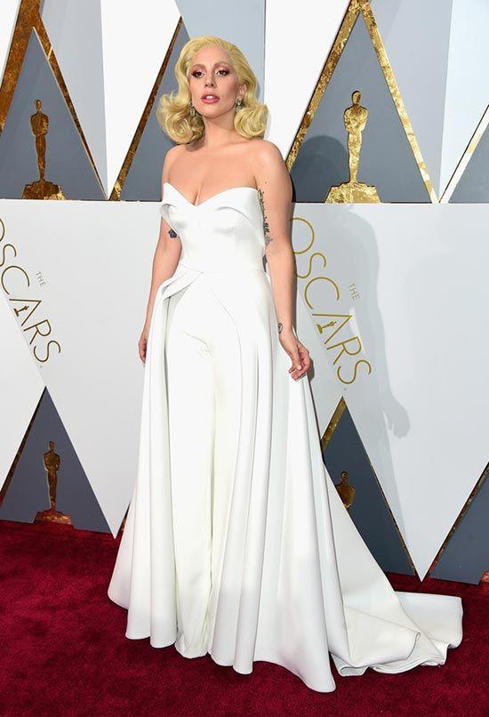 Oscars 2016 Best Dressed Celebrities  Lady Gaga  Oscars2016  Oscars c77866780