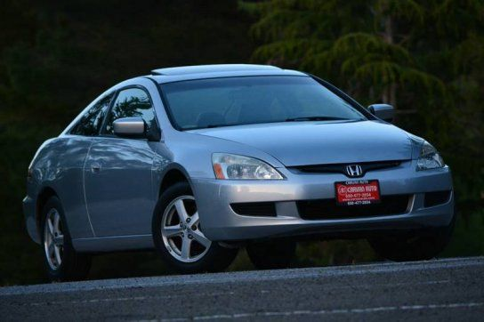 Coupe, 2005 Honda Accord EX Coupe With 2 Door In San Mateo, CA (94403)