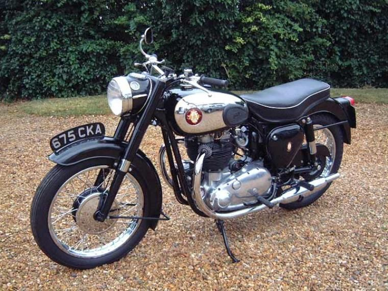 1959 Bsa A10 Classic Motorcycle Pictures Classic Motorcycles Bsa Motorcycle Old Motorcycles