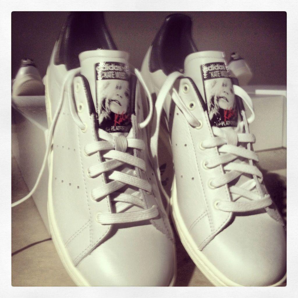 Adidas stan smith per katemoss scarpe sportshoes scarpe