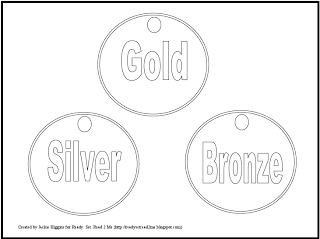 Olympic Coloring Sheets, Free Printable Olympic Medals ...