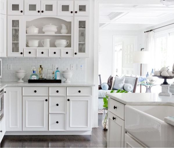 Placard Cuisine Blanc: White Kitchen Cupboards, White