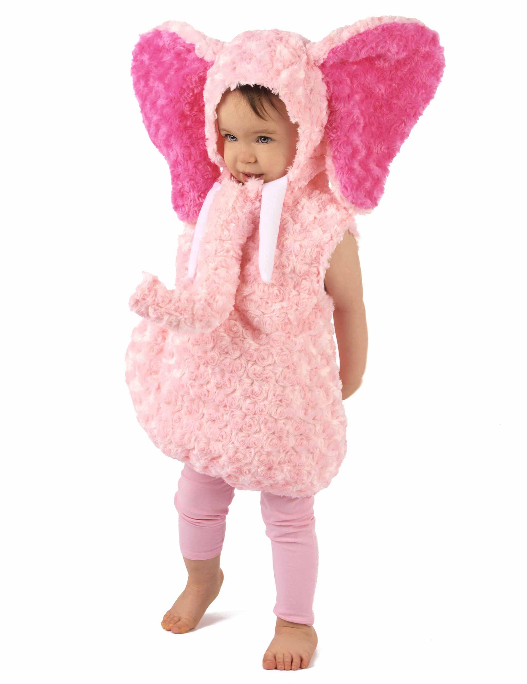 rosa elefanten kostüm für kinder dieses rosafarbene