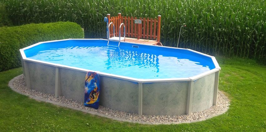 Die pool firma f r alles rund ums schwimmbad for Ovaler pool garten