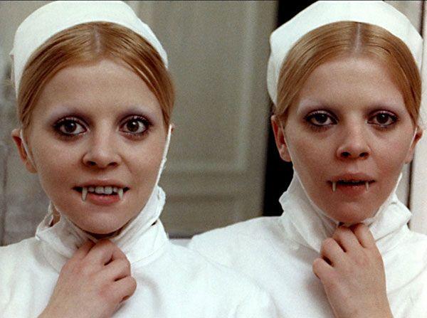 Los vampiros de Jean Rolin.