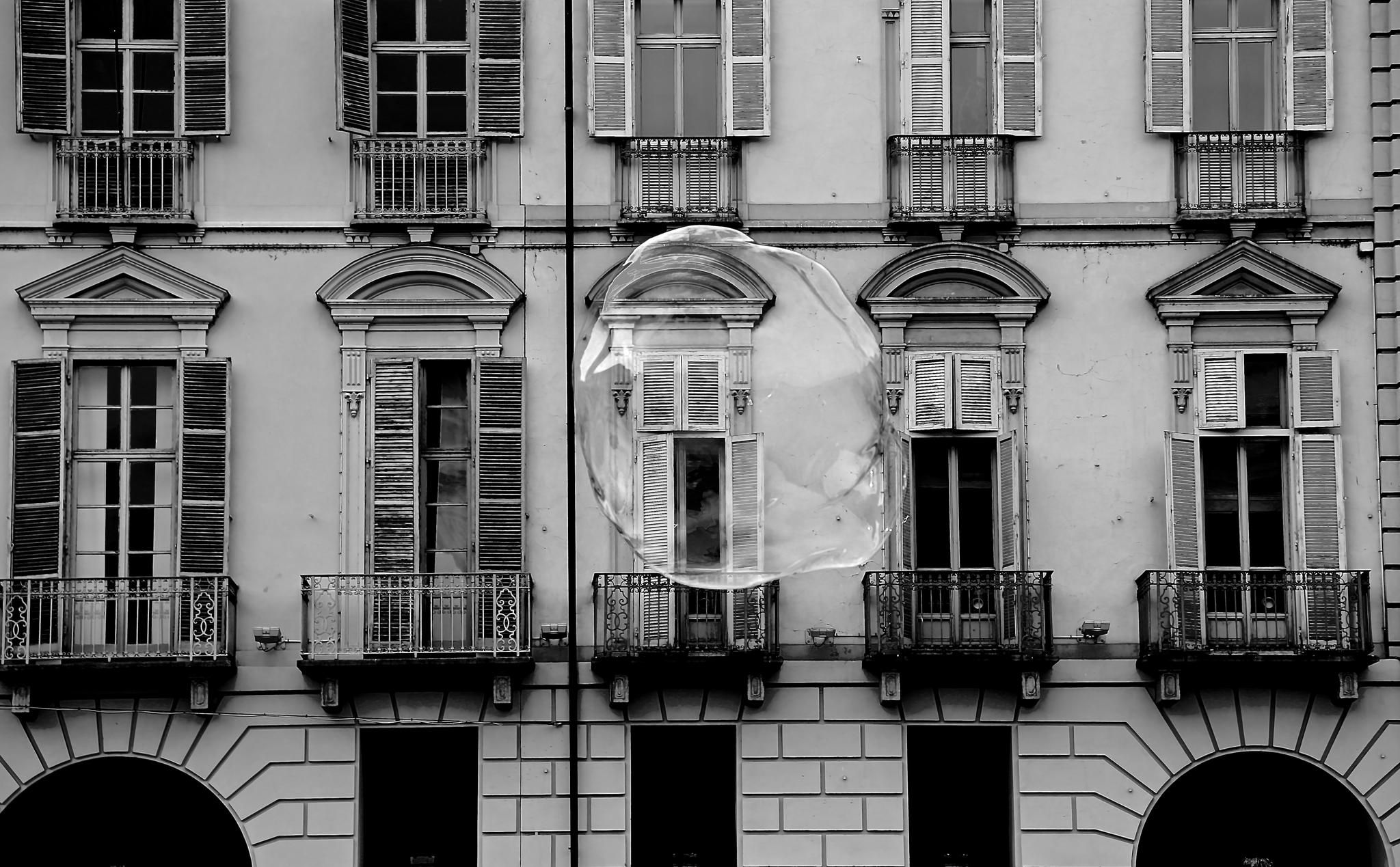 View of the bubble by BarDaAngelo  on 500px
