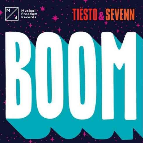 Tiesto & Sevenn Boom (Demo Version) [320kbps MP3 FREE DOWNLOAD