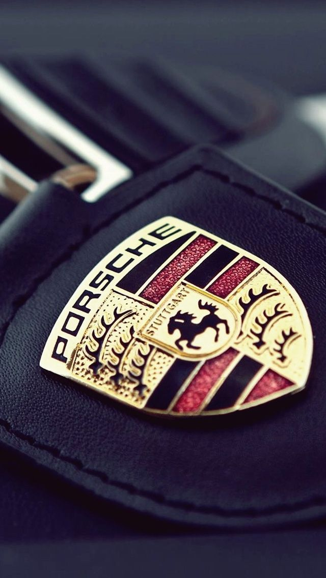 Undefined Porsche Emblem Wallpapers 46 Wallpapers Adorable