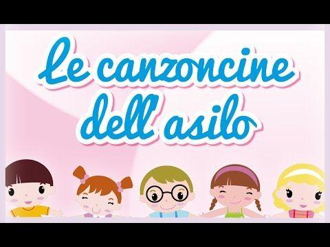 Le Canzoncine Dell Asilo Canzoni Per Bambini Di Mela Music