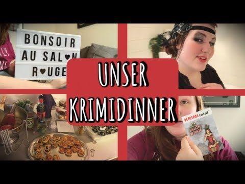 Krimi Dinner Zuhause » Ideen, Tipps & Deko | maskerix.de ...