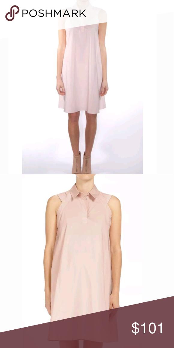 f23bca458ceb2b 3.1 Phillip Lim pink trapeze dress Sz 0 NWOT 3.1 Phillip Lim pink trapeze  dress