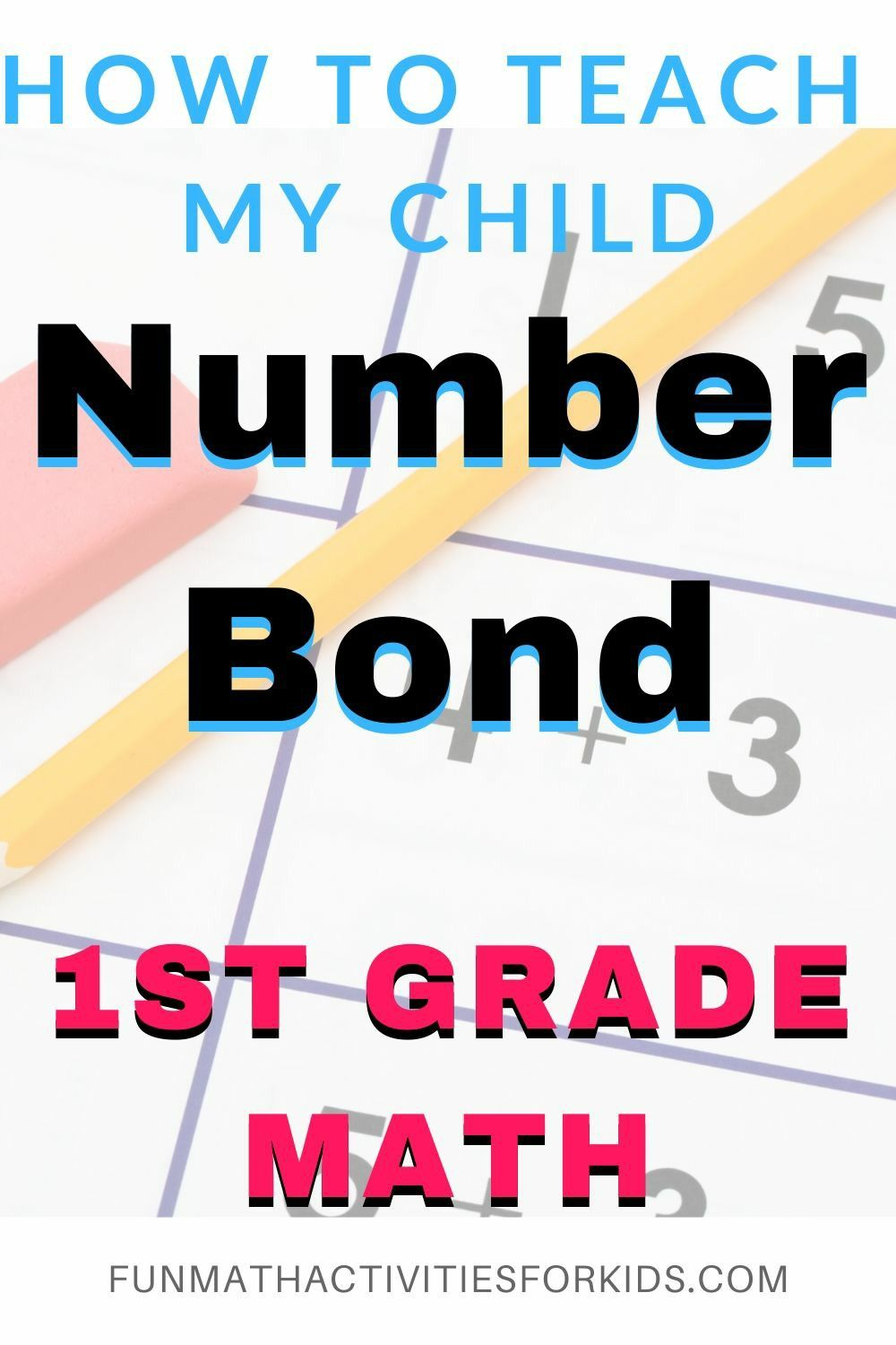 What Is A Number Bond The Simple Guide For Grade 1 Addition Number Bond 1st Grade Math Teaching [ 1500 x 1000 Pixel ]
