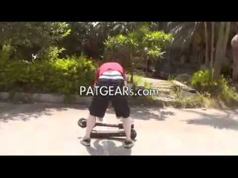 Patgear Touring Egret One Baby Strollers Touring Children