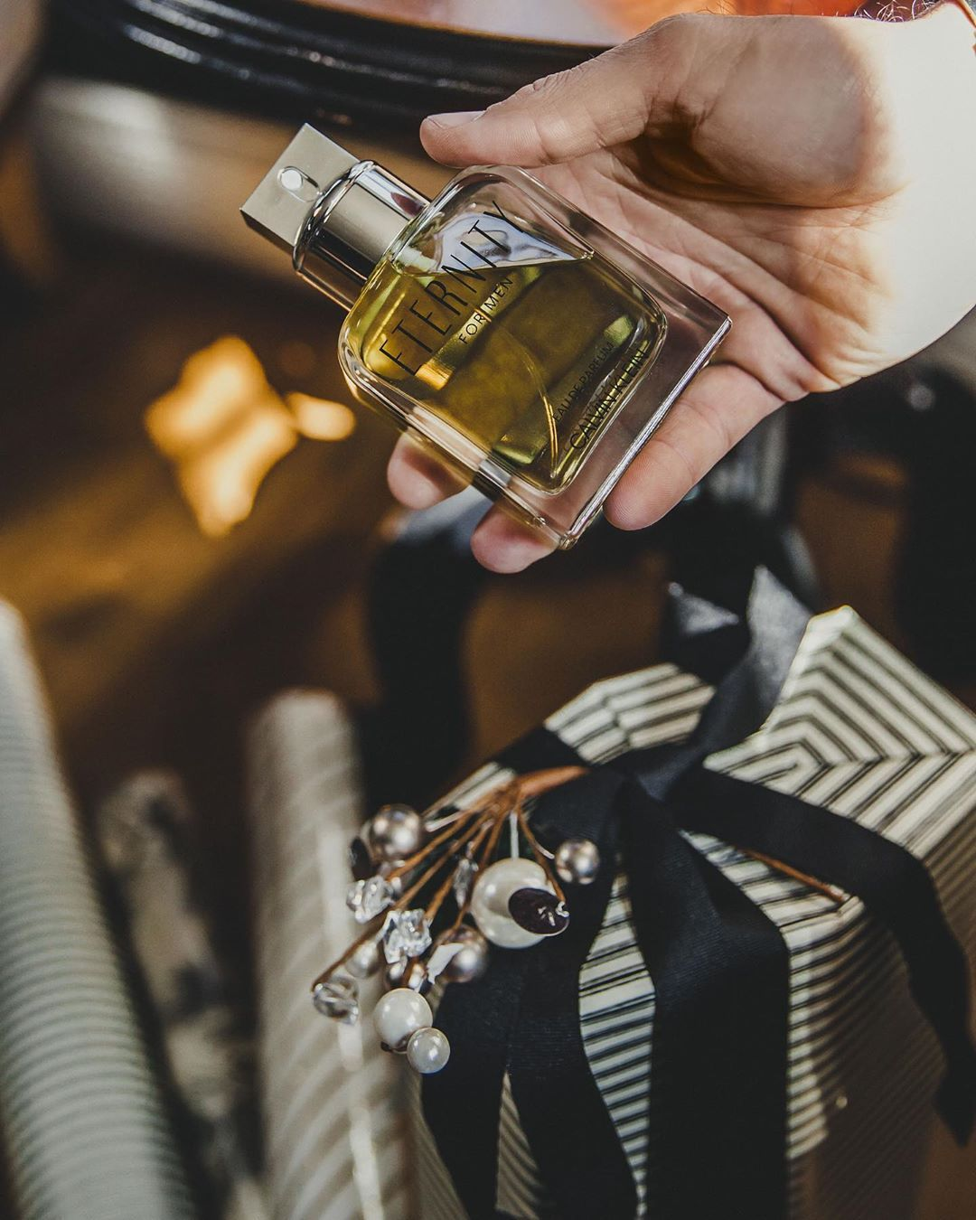 Eternity For Men Eau De Parfum Calvin Klein Christian Dior Perfume Perfume Hacks Lavender Perfume