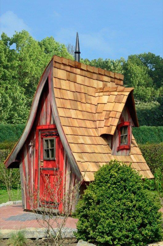 """Gerätehaus """"Buck"""" mit Bitumendach Kleine hausideen, Haus"""