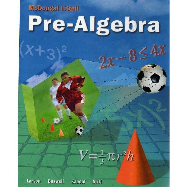 9823878ea71c00d4e2c56ed70346bc42  Th Grade Pre Alge Math Book Online on