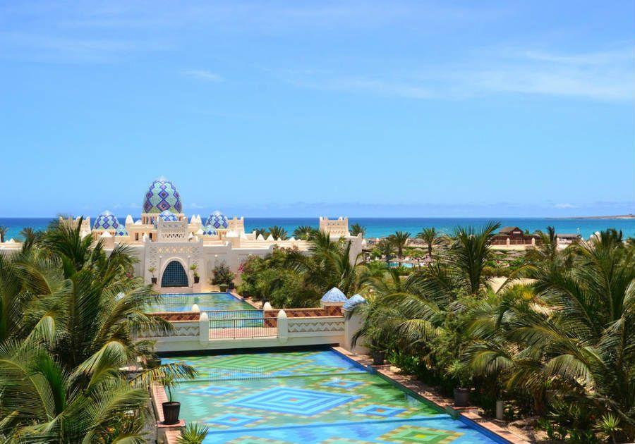 Hotel Riu Karamboa Cape Verde Boa Vista Vakantie Hotel