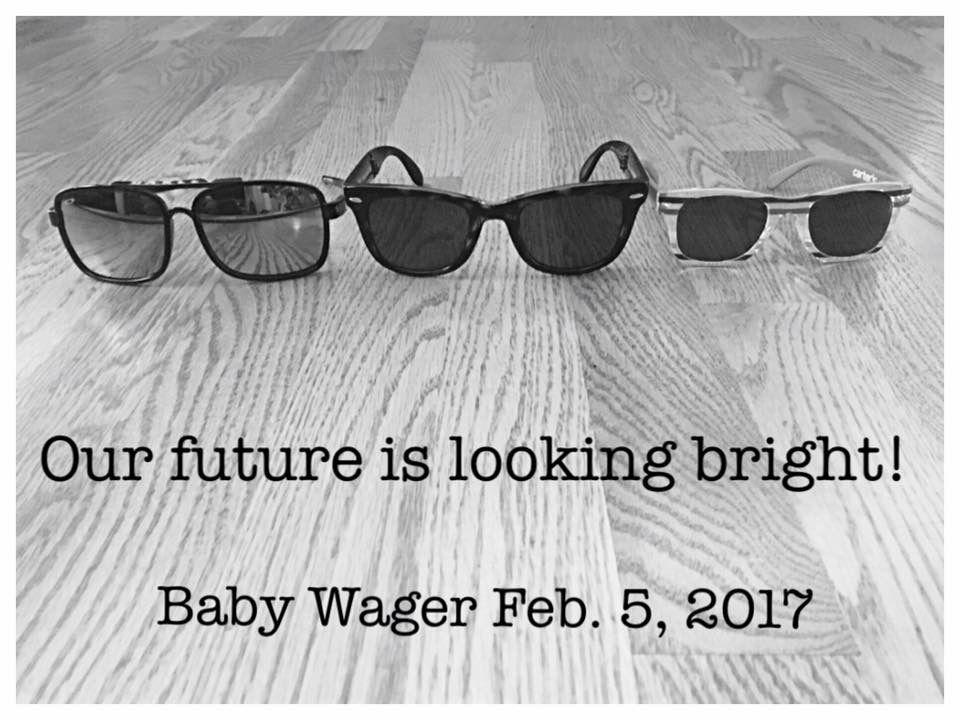 7610c160f Baby announcement, sunglasses, classy, cute, black and white ...