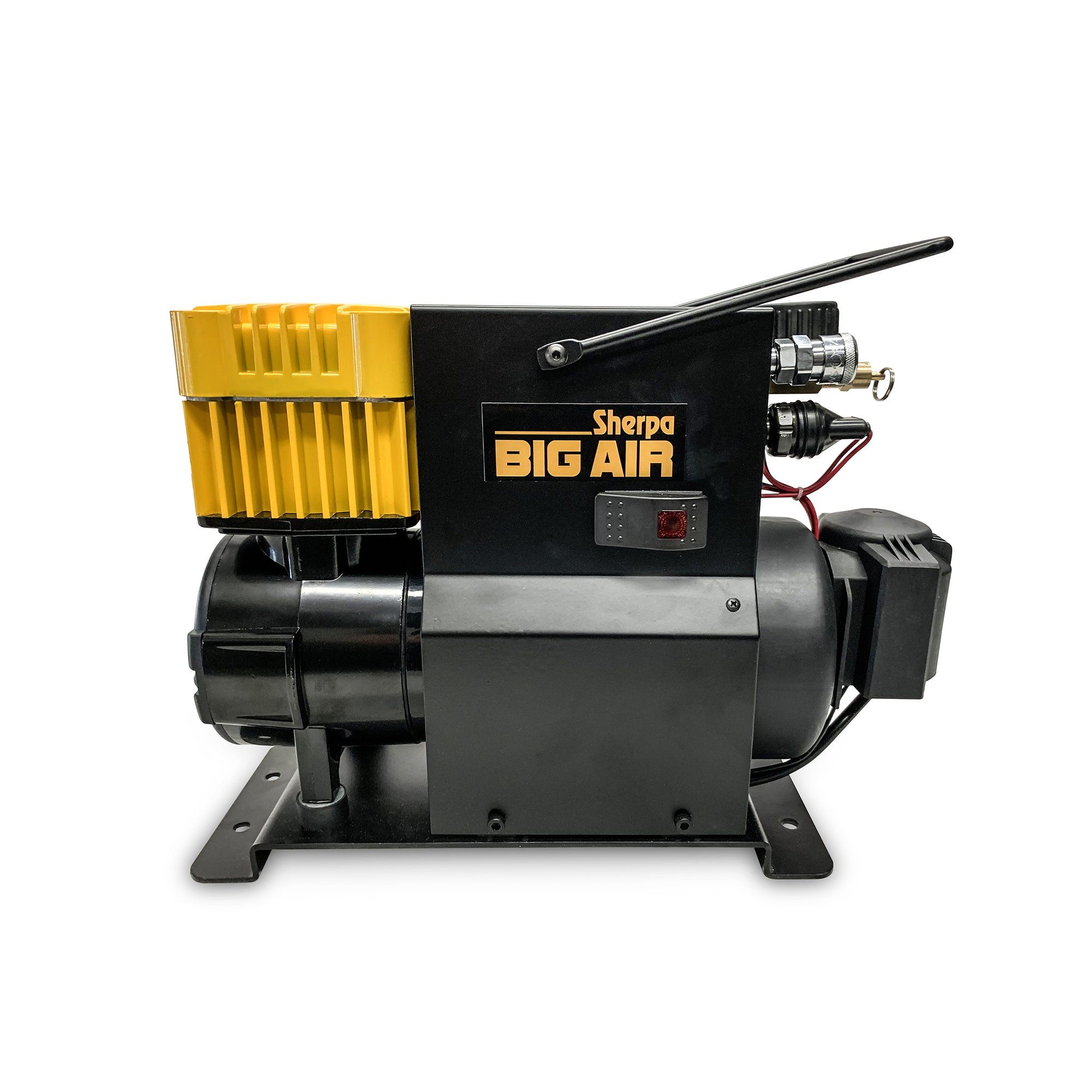 Sherpa DC Air Compressor (BIGAIR) Air compressor, Air