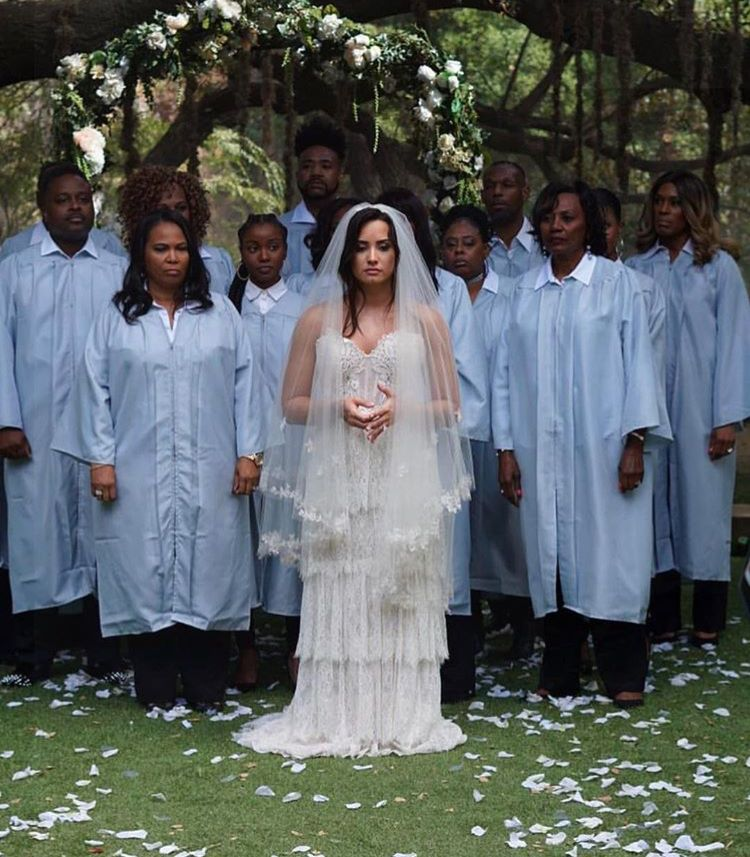 Everything I Need Is Standing Right In Front Of Me Wedding Strapless Demi Lovato Style Demi Lovato