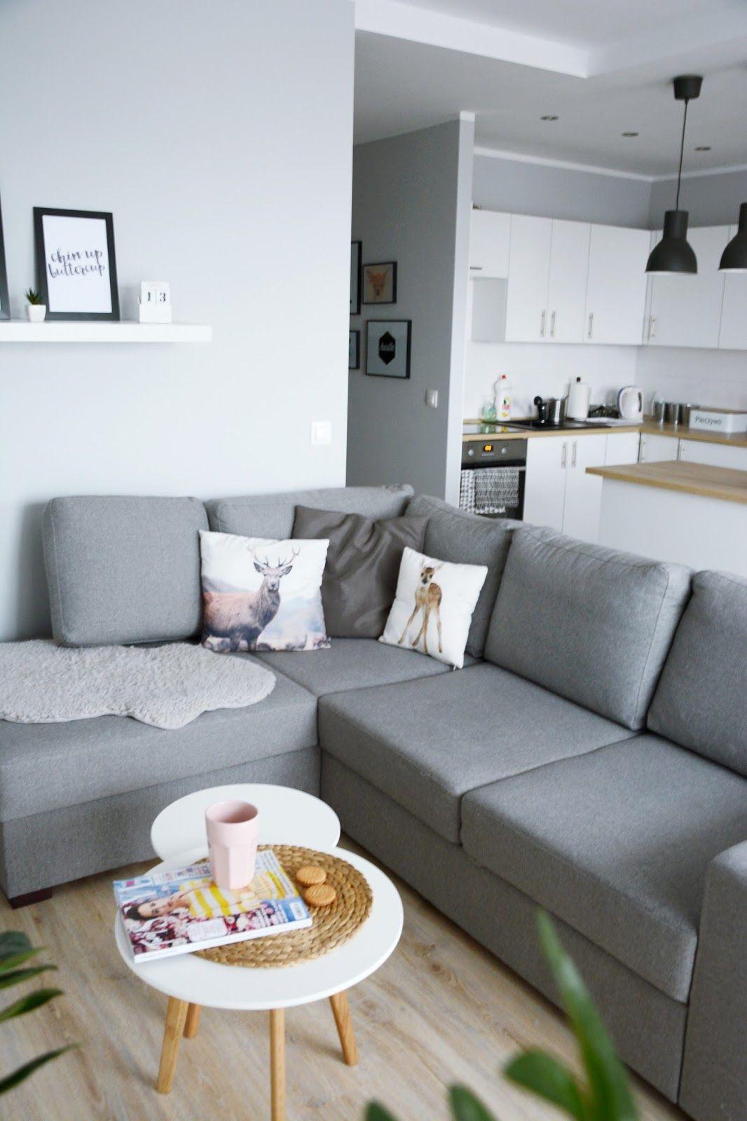 Inspiracje Jak Tanio Wyremontowac Mieszkanie Tani Remont Jak Tanio Wyremontowac M3 Szare Mieszkanie Mieszkanie W Bloku W Sty Home Decor Home Bedroom Decor