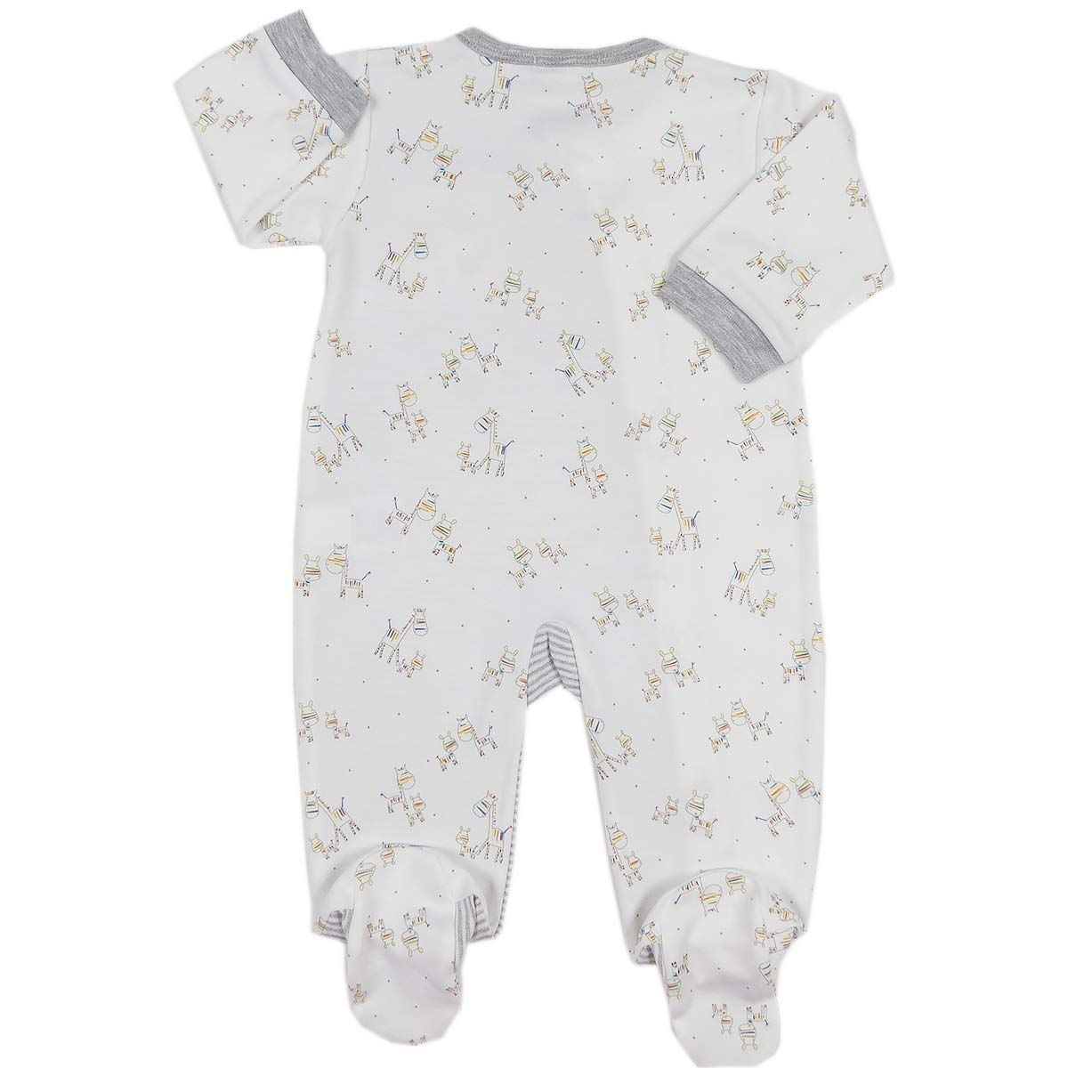 Drake General Store Baby Unisex Onesie One-Piece Footed Thermal Pajamas